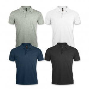 SOLS Prime Mens Polo Shirt
