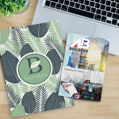 Camri Full Colour Notebook - Medium
