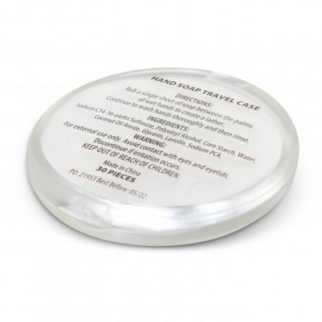 Hand Soap Travel Case - Round